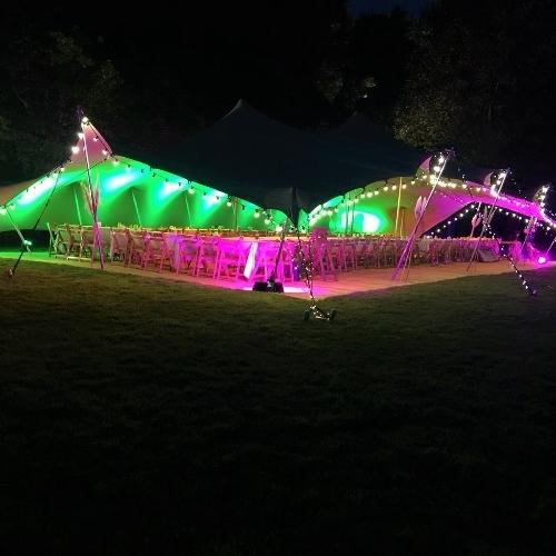 Alternative Stretch Tents