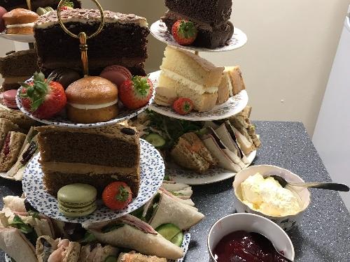 Strawberry Line Tea Rooms Ltd