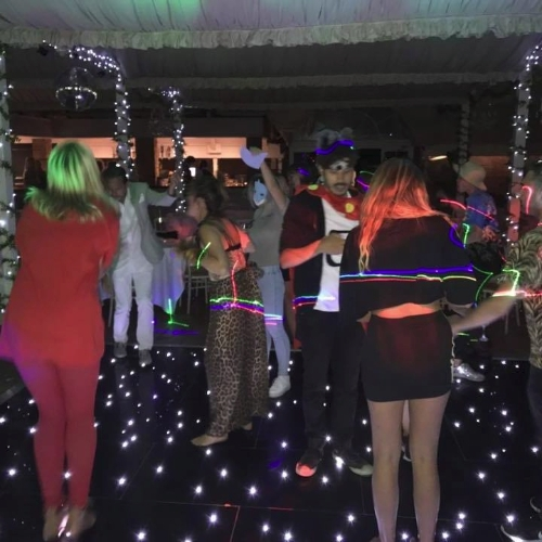 Ultimate Disco and Dance Floor Hire