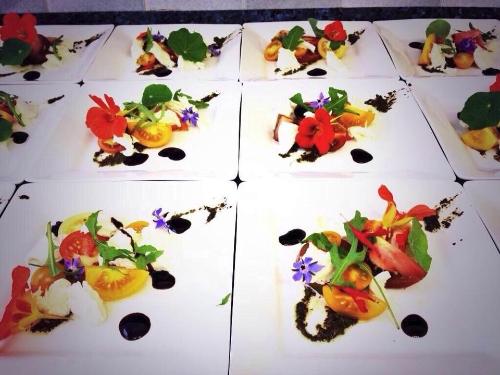 Berry Blue Creative Food