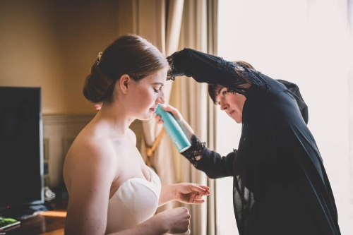 The Wedding Hair Stylists & The Bridal Make-Up Artists