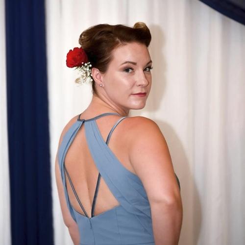 Zoe Miles Makeup