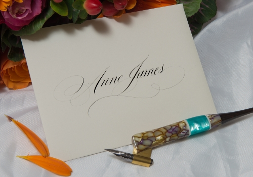 Curran Calligraphy