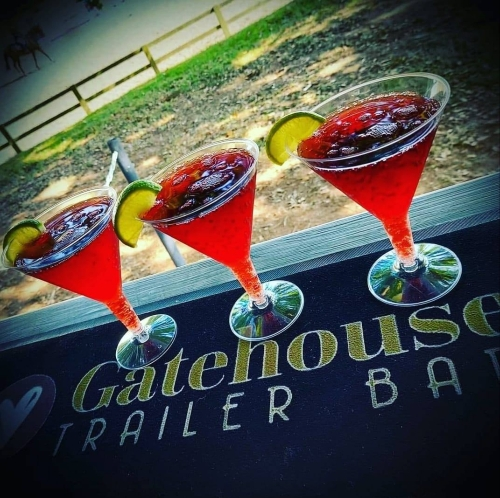 Gatehouse Trailer Bar