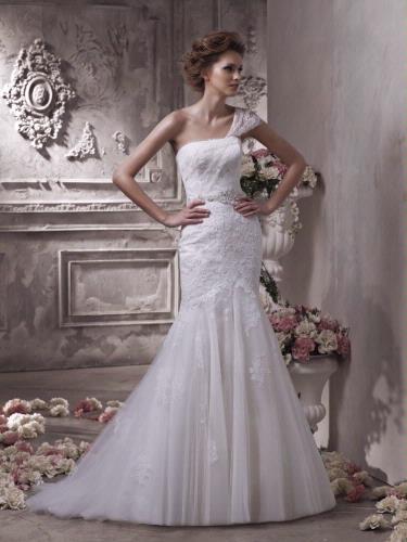 Wedding Dresses - White Dresses and Tiaras