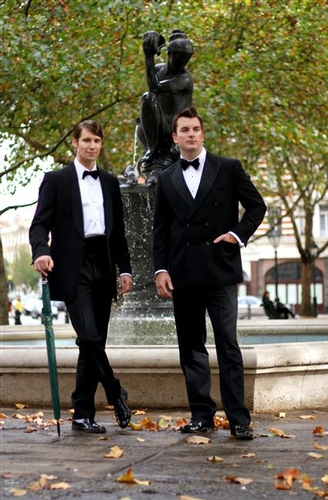 Men's Formal Wear - Buckleigh of London