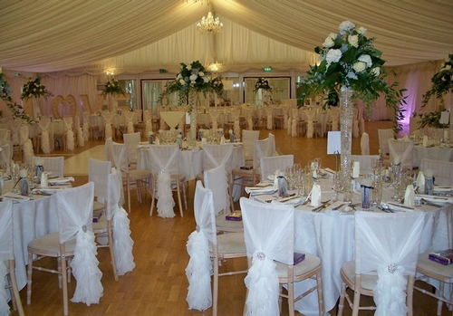 Venue Styling - Exquisite Wedding & Event Services