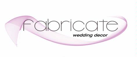 Fabricate Wedding Decor