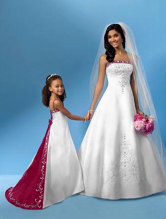 Wedding Dresses - Dressed to Wed