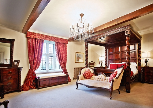 Guest Accommodation - Woodhall Manor Events Ltd