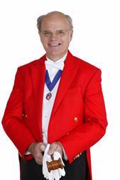 Wedding Services - Barry Sims Professional Toastmaster