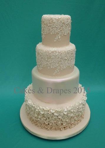 Wedding Services - Cakes & Drapes
