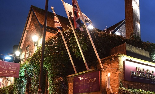 Venues - The Old Palace Lodge Hotel