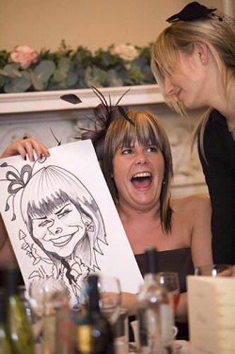Entertainment - Sarah Bailey Cartoonist