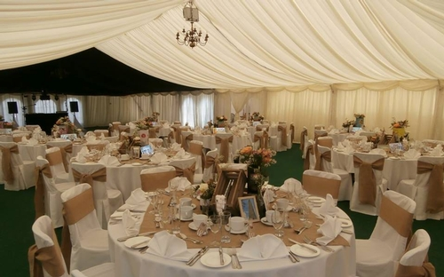 Chair Covers - Exquisite Wedding & Event Services