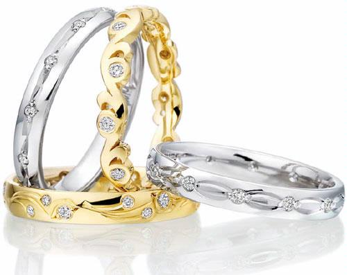 Wedding & Engagement Rings - Andrew Berry Jewellery