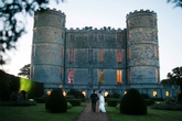Lulworth Castle & Lulworth Courtyard & Rooms
