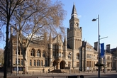 Ealing Town Hall and Greenford Hall