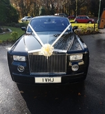 Phantom Prestige Car Hire Swansea