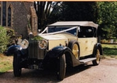 Ages Past Wedding Car Hire