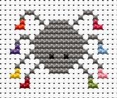 Fat Cat Cross Stitch