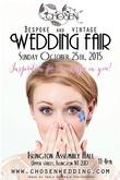 Chosen Vintage & Bespoke Wedding Fair