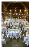 Sashes and Centrepieces