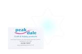 Peak Dale Products Ltd