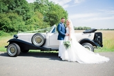 The Vintage Wedding Drive
