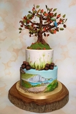 Art of Cake by Sylvia