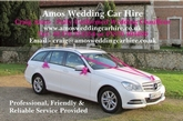 Amos Wedding Car Hire