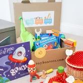 Toy Box Tots Ltd