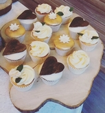 Sugar Pie Cakes