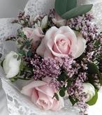 Rosy Posy Flowers