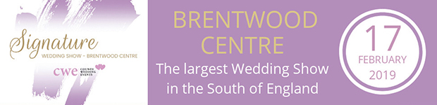 Signature Wedding Show - Brentwood Centre 17th February 2019