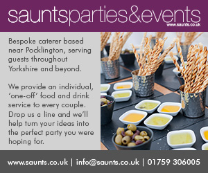 Saunts Parties and Events