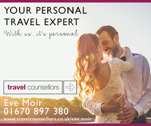 Eve Moir Travel