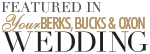 Featured in Your Berks, Bucks and Oxon Wedding magazine