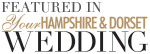 Featured in Your Hampshire and Dorset Wedding magazine