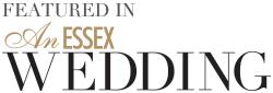 Featured in An Essex Wedding magazine